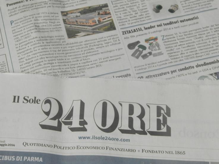 articolo il sole 24 ore