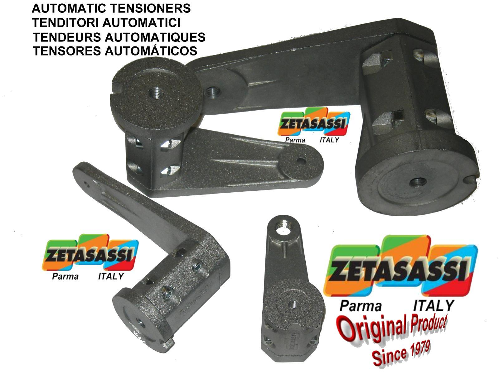 Automatic drive chain tensioner