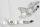 Pedane regolabili con leva gp per Yamaha R1 2015 2020
